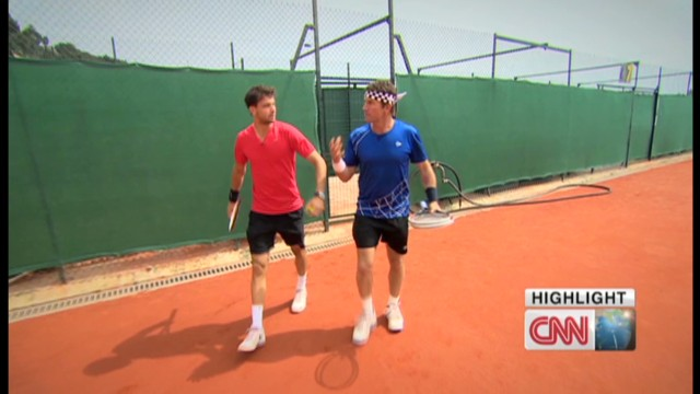 Pat Cash takes on Dimitrov