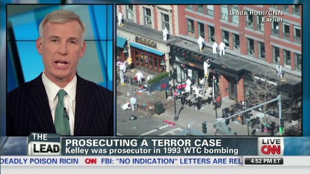 Prosecuting a terror case