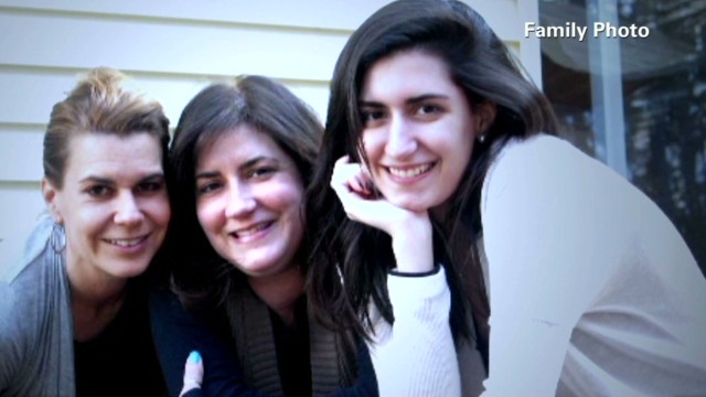 Strangers save maimed mom, teen