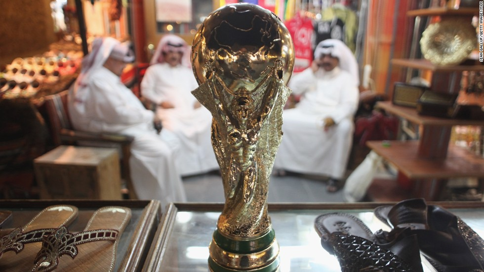 The announcement by FIFA in 2010 that Qatar would host the 2022 World Cup finals has brought greater exposure for the tiny emirate.