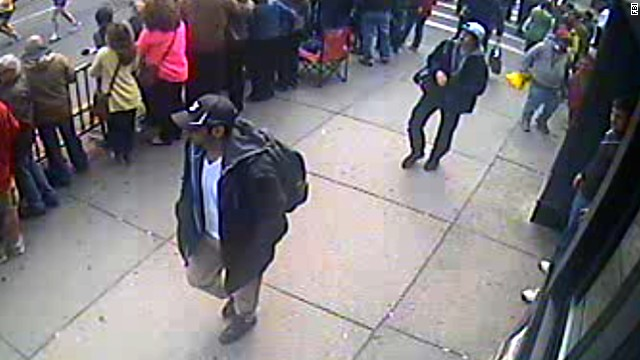 The FBI last week released security-camera images of suspects in the deadly Boston Marathon bombings.
