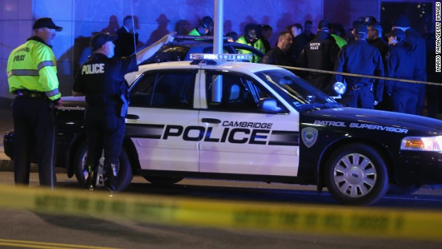 Officer killed on MIT campus near Boston