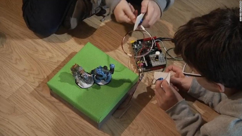 "The board can even be used as an educational tool for children, introducing them to the basics of programming through its in-built language ""Scratch4Arduino."""
