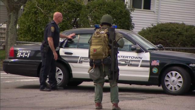 City celebrates suspect's capture