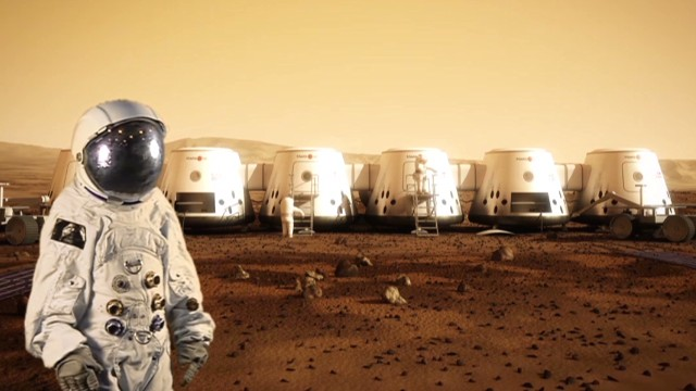 Would you take a one-way trip to Mars?