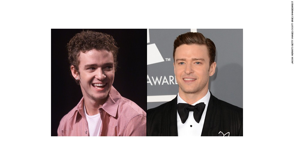 "Former Mouseketeer Justin Timberlake went from one-fifth of the boy band *N Sync to a solo force to be reckoned with in the entertainment industry. Timberlake, who ditched his blonde curls for a more polished 'do, has appeared in ""Alpha Dog"" and ""The Social Network."" He's been praised for his latest album, ""The 20/20 Experience,"" which some critics have said boasts a more mature sound."