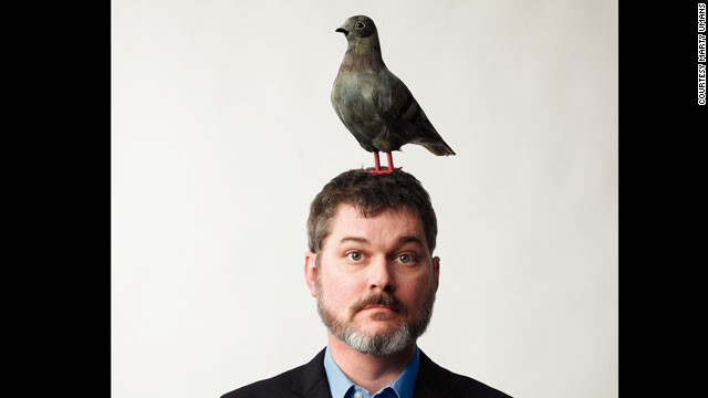 "Mo Willems says his mantra is: ""Always think of your audience, but never think for your audience."""