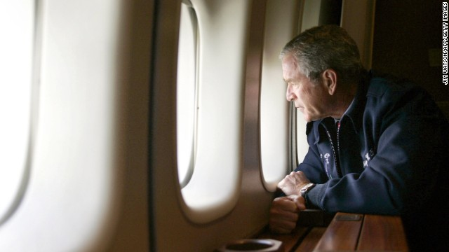 Recalling 43: 'Bush was a terrific boss'