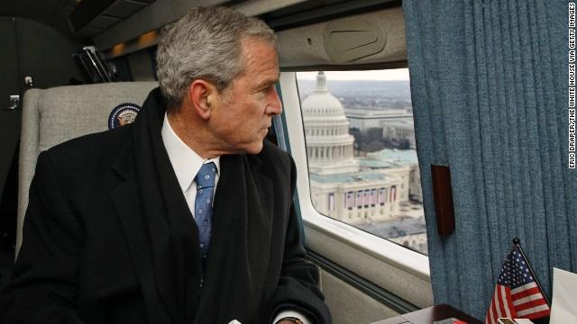 Recalling 43: 'Bush was a terrific boss'