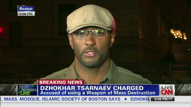 Acquaintances talk about Tsarnaevs