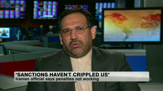 Iran: Sanctions haven't crippled us