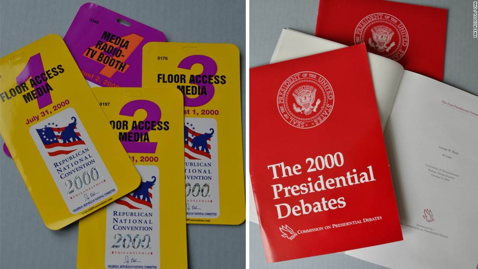 Conventions and debates.