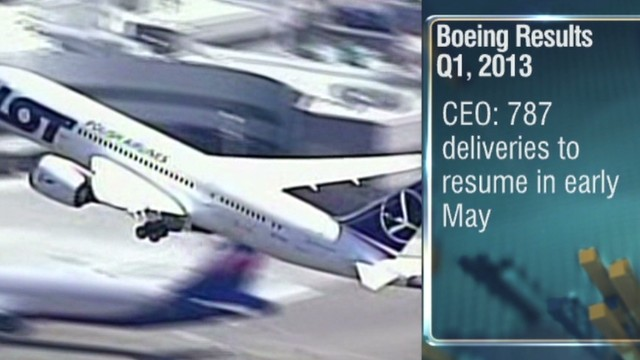 Dreamliner doesn't stop Boeing growth