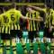 Football Dortmund celebrate