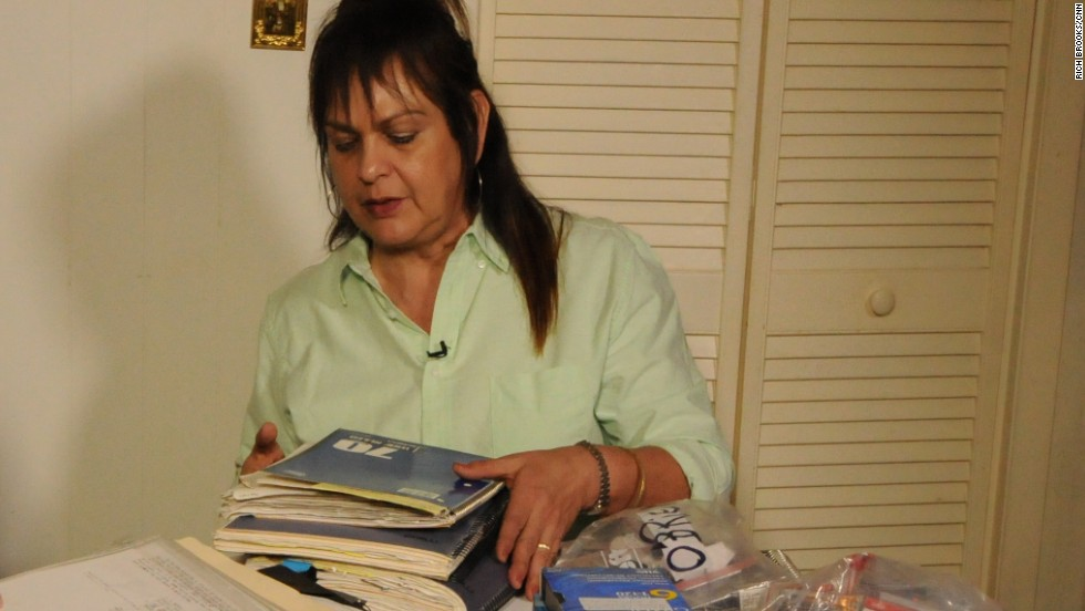 "Another of Garza's cousins, Noemi Sigler, was 10 at the time of the killing. For decades she has been researching and cataloging information to push authorities toward charging Feit. When Sigler  started her crusade, she said police dismissed her. ""Literally I was told, 'That's an old case,' kind of like, 'leave it be.' And I said, 'no, no,' to myself, 'no.'"""