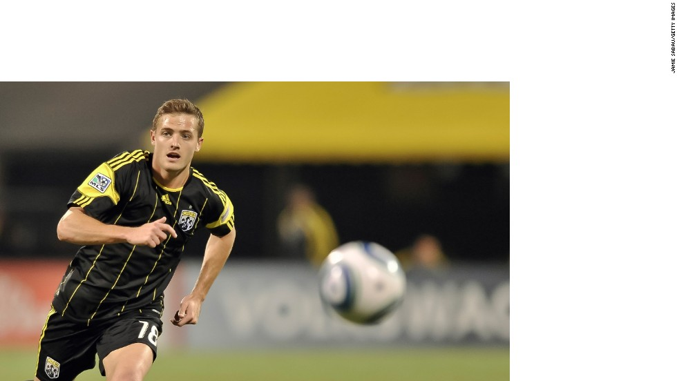 Former United States and Leeds United striker Robbie Rogers used his website to announce he was gay earlier in 2013 -- but then promptly retired from football at the tender age of 25. However, just months later he returned to the game with Major League Soccer team Los Angeles Galaxy.
