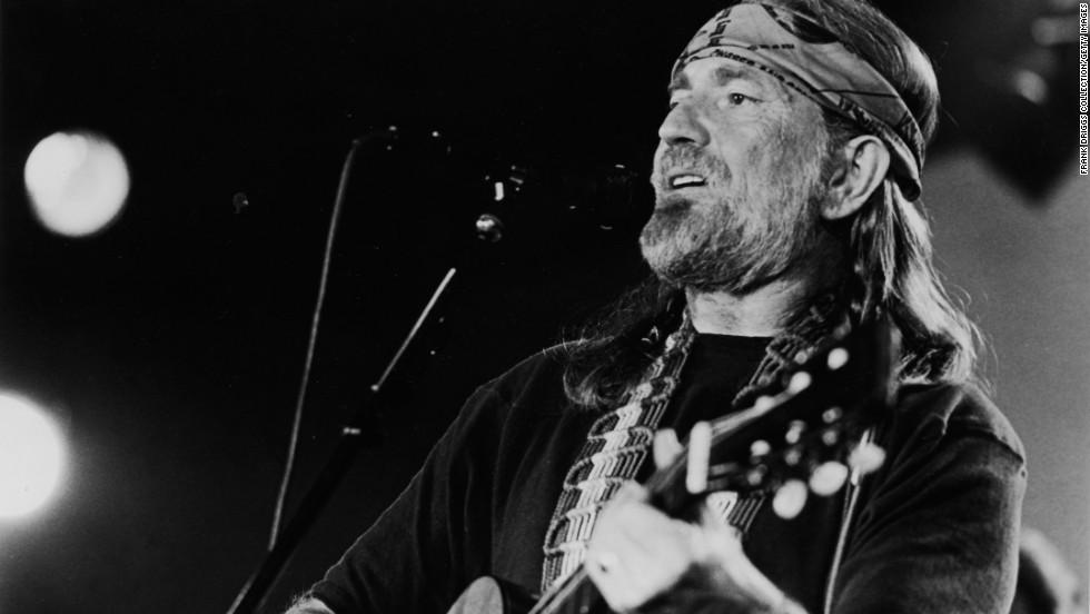 Nelson performs circa 1980.