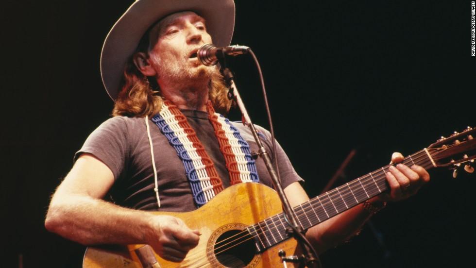 Nelson performs circa 1975.