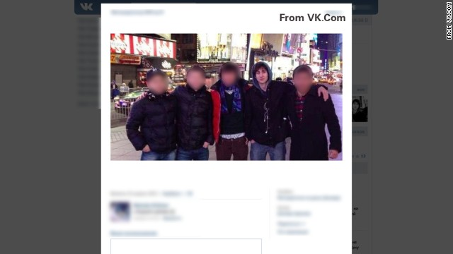 Dzhokhar Tsarnaev went to New York twice last year and was photographed in Times Square, officials say.