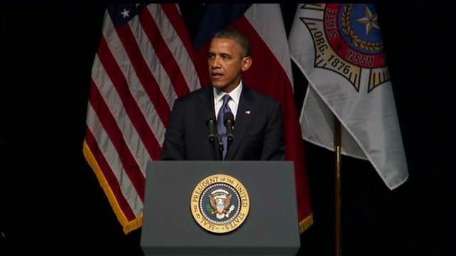 Obama: We need towns like West, Texas