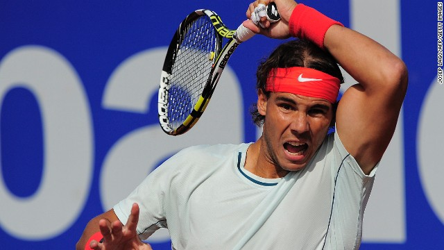 Rafael Nadal will play 64th ranked Albert Ramos in the next round of the Barcelona Open.