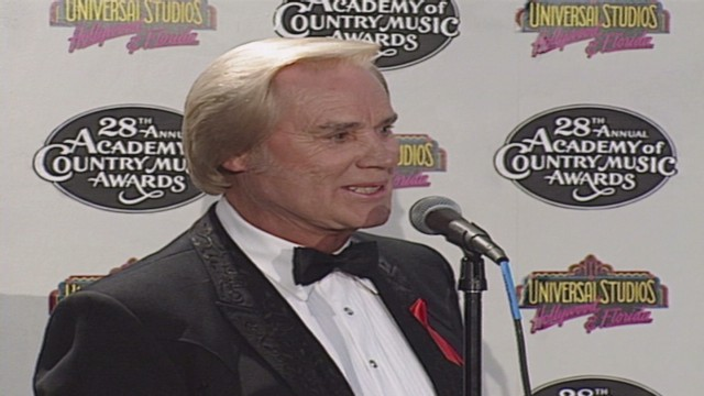 1993: George Jones never 'phony'