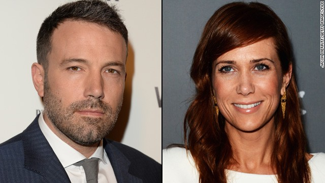 "Ben Affleck will host ""Saturday Night Live's"" season finale on May 18, while Kristen Wiig will host the week prior."