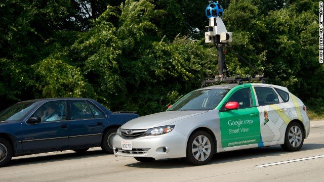 "Investigations into Google's ""Street View"" were launched in more than a dozen countries"