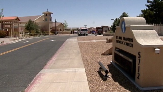 4 choir members stabbed in New Mexico church