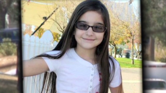 Search for 8-year-old girl's killer