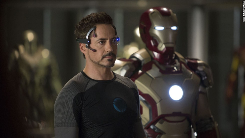 "Robert Downey Jr. brought Tony Stark's Iron Man to life in 2008. There have been two sequels, and Iron Man is a major star in ""The Avengers"" films."