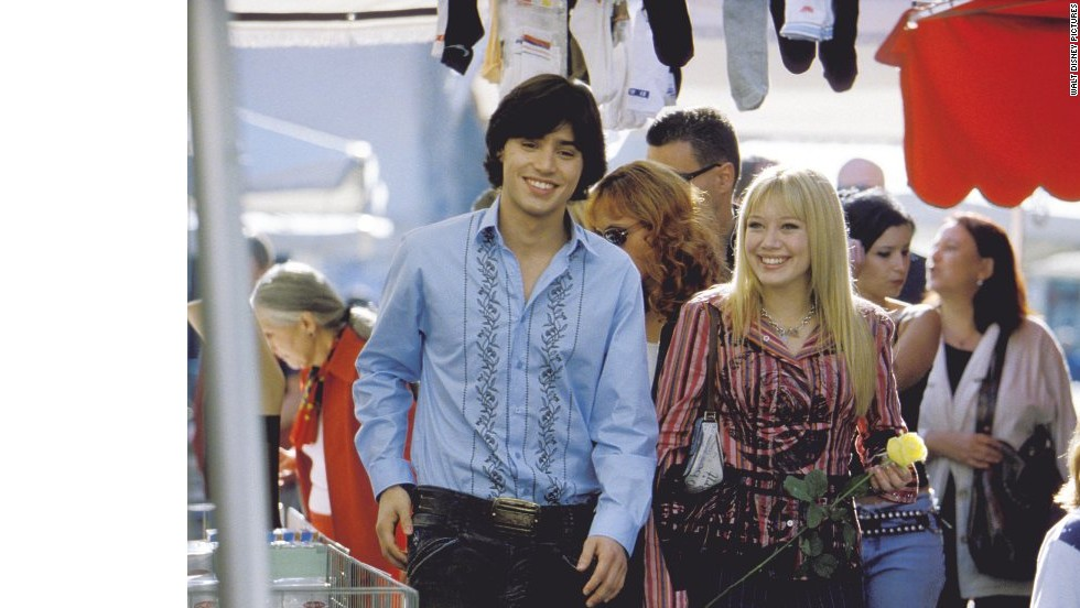 "In 2003, Hilary Duff's ""The Lizzie McGuire Movie"" made its way to theaters. The Disney Channel series that preceded the flick went off the air in 2004."