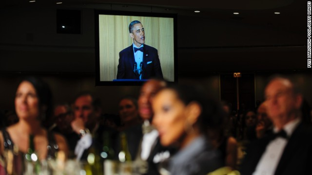 Author: WHCD sends 'troubling message'