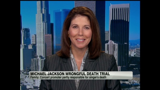 Jackson wrongful death trial under way