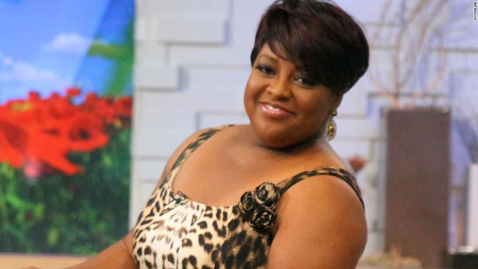 "Sherri Shepherd stops by ""Good Morning America."""