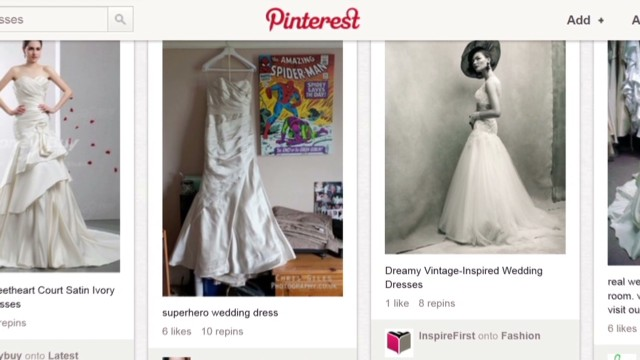 Pinterest: Best friend of brides-to-be