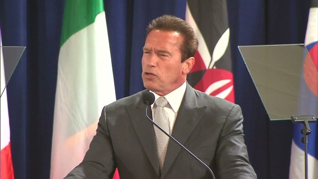 Schwarzenegger on immigration