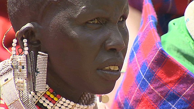 Tanzania's Maasai fight for land