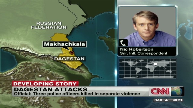 Deadly attacks rattle Dagestan