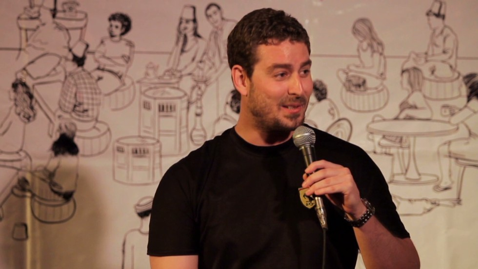 Middle Eastern youth find comic relief through stand-up