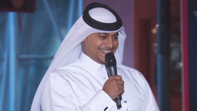 Qatar embraces stand-up comedy
