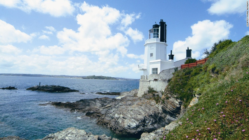 Many are now being converted into unique hotels. CNN brings you the top five from across the world, kicking off with St Anthony's Lighthouse in southwest England (pictured).