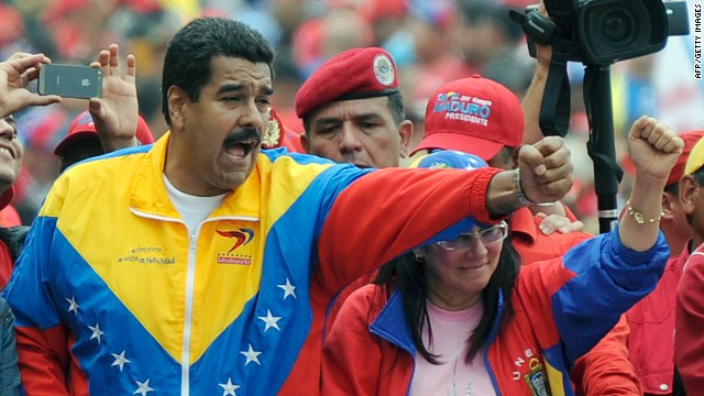 "A ""birther"" movement is growing in Venezuela, alleging that President Nicolas Maduro was not born in the country."