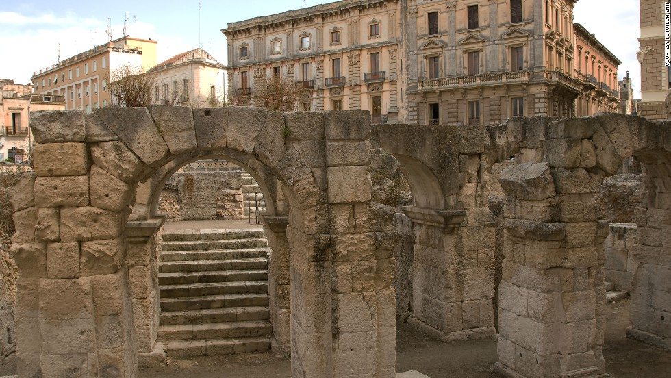 Dubbed the Florence of South Italy, Lecce is in one of the country's poorest regions, where sheep graze among old olive trees and stone walls line the roads. The best way to discover the city is to walk the narrow alleys, which makes the town feel like an open-air museum.