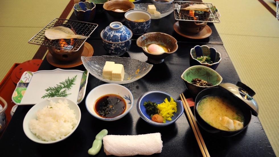 If eats like this are served, living like a Buddhist monk can't be all that bad. The holy Buddhist grounds in Koyasan have 52 temple lodgings for visitors seeking a tranquil stay that includes meditation, temple services, Buddhist gardens and vegetarian cuisine.