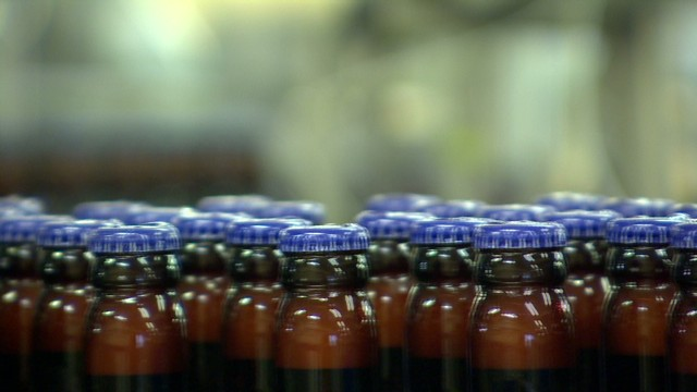 UK brewery beats high taxes