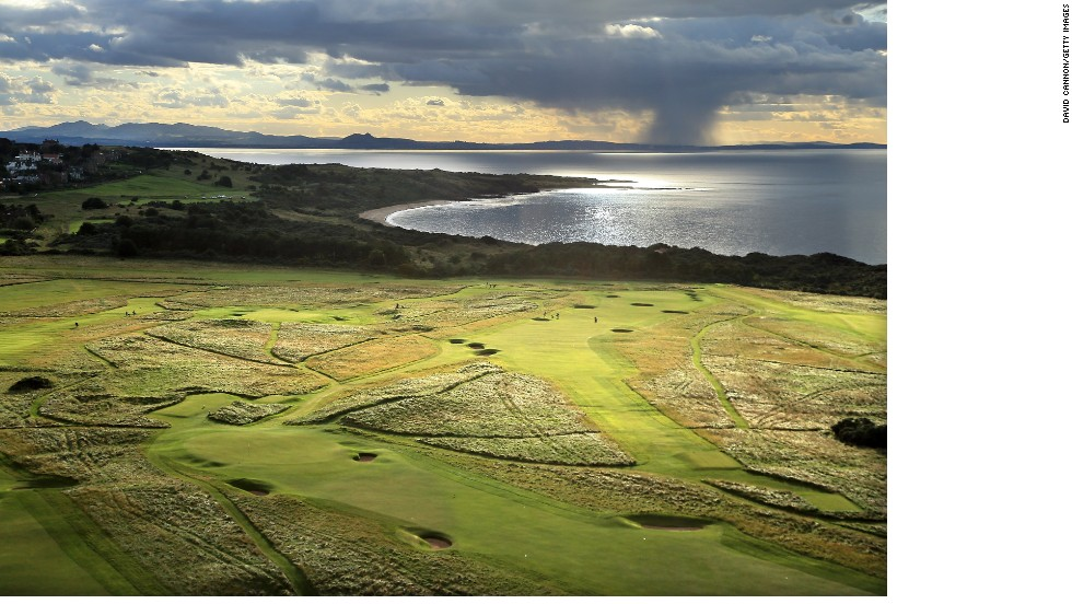 The historic course, which moved to Muirfield in 1891, has also been extended to a total yardage of 7192, putting it on a par with many of the other major venues.