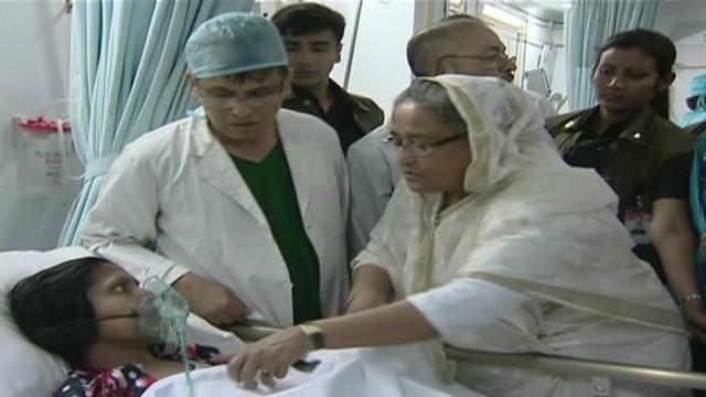 Bangladesh PM defends response