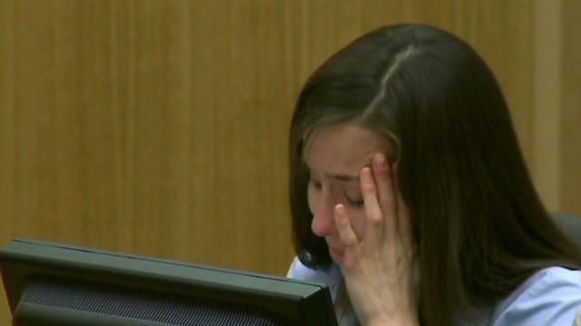 Closing argument brings Jodi to tears