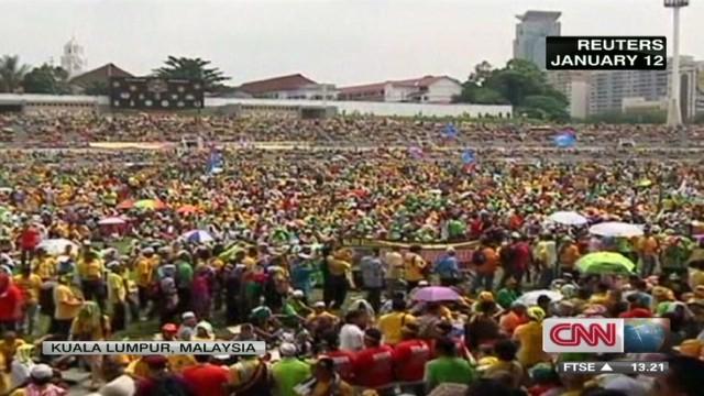 Malaysia prepares to vote